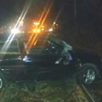Wypadek Sosnowiec Milowice 2014-11-17